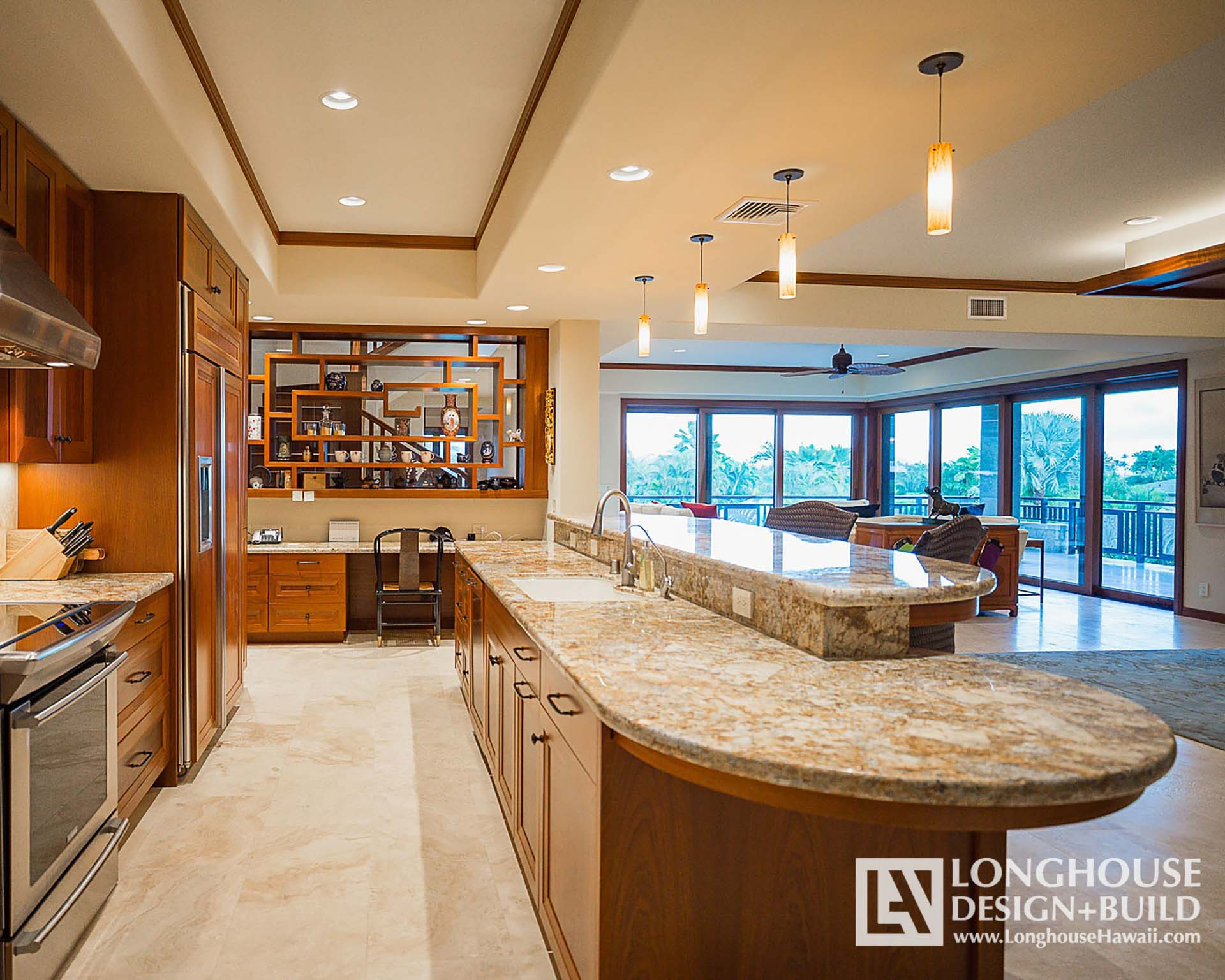 Elepaio Residence Longhouse Design Build