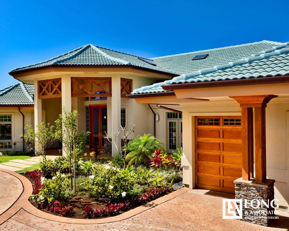 Pulelehua plantation longhouse design build for Hawaiian plantation architecture