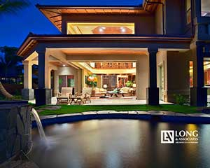 Bay Pointe - A Luxury Design+Build Resort Home in Kahana, Maui.Completed: 2007