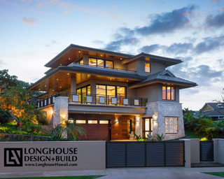 ELEPAIO Residence - Hawaii Architects, modern luxury custom home design builder and architect Jeffrey Long of Longhouse Design+Build