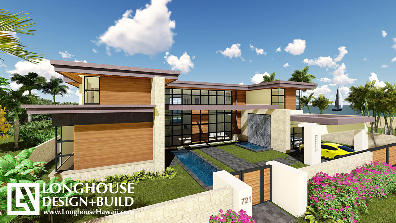Hawaii Architects And Interior Design Longhouse DesignBuild - Hawaii architecture firms