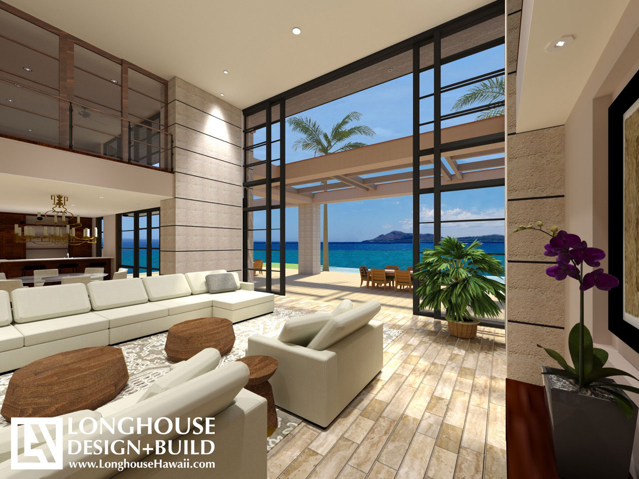 Hawaii architects and interior design longhouse design - Interior design associate s degree ...