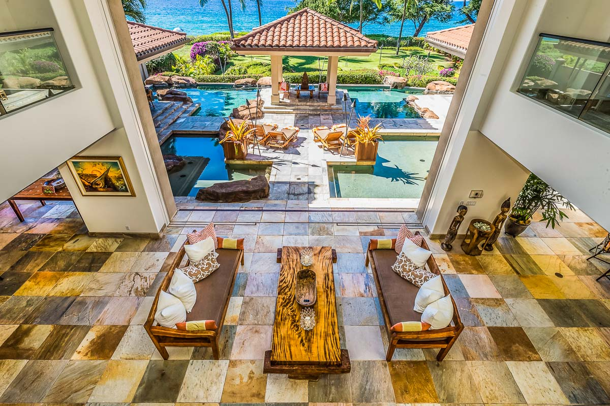 Long U0026 Associates AIA Maui Architect Design Interiors Oceanfront Luxury