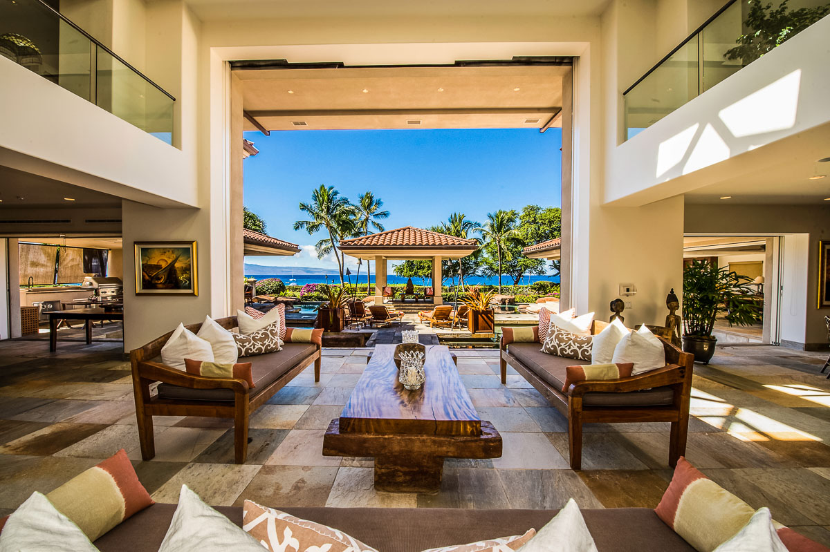 Long U0026 Associates AIA Maui Architect Design Interiors Oceanfront Luxury